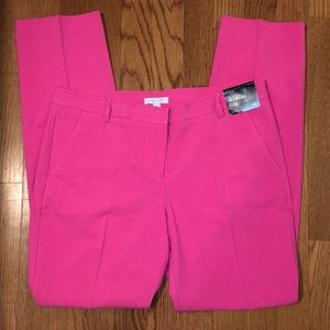 New York & Company Pants - New York & Company Pink Stretch Pants / Slacks